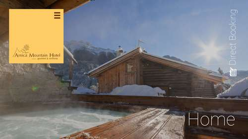 Mountain Hotel Arnica
